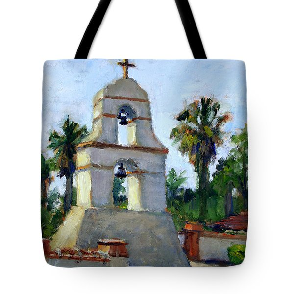 Asistencia Late Afternoon Tote Bag