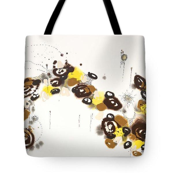Aspen Celebration #3 Tote Bag by Nadine Rippelmeyer