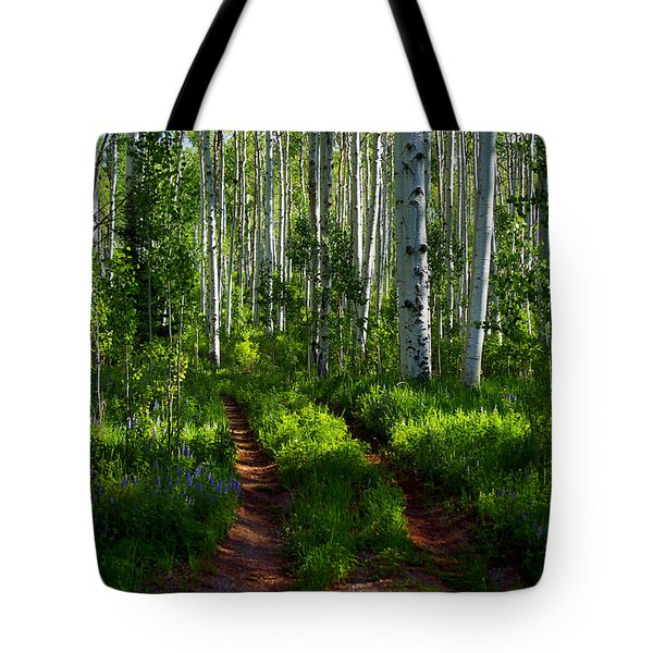 Aspen Lane Tote Bag