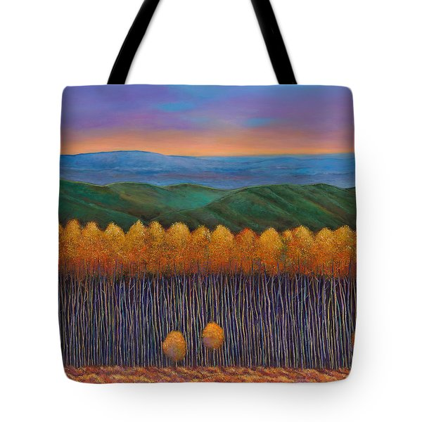 Aspen Perspective Tote Bag