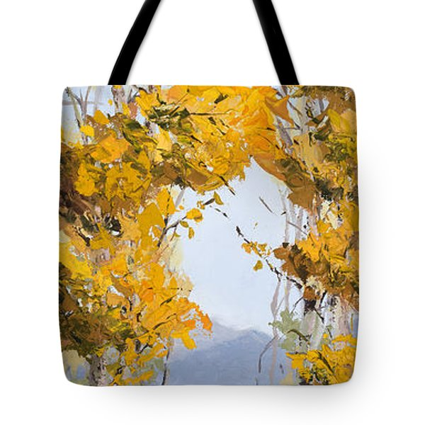 Aspen Quaking II Tote Bag