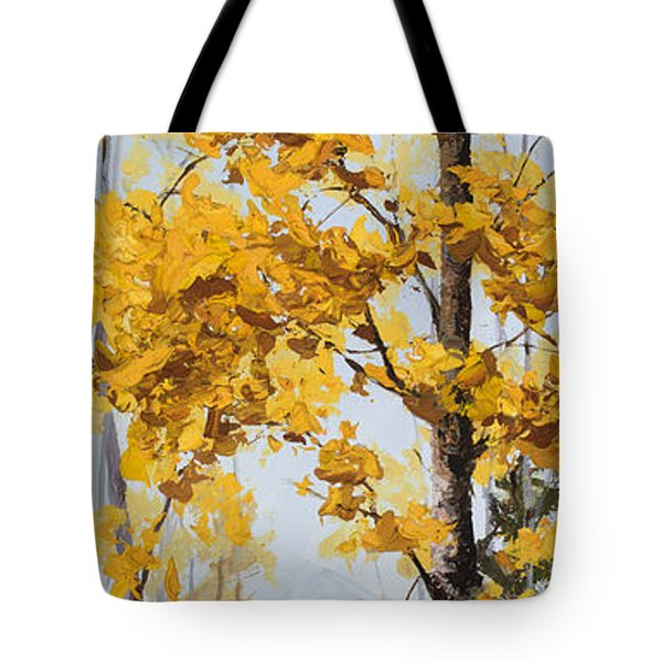 Aspen Quaking Tote Bag