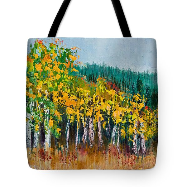 Lothlorien Tote Bag by Margaret Bobb