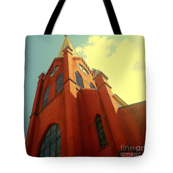 Aspire Tote Bag by Tami Quigley