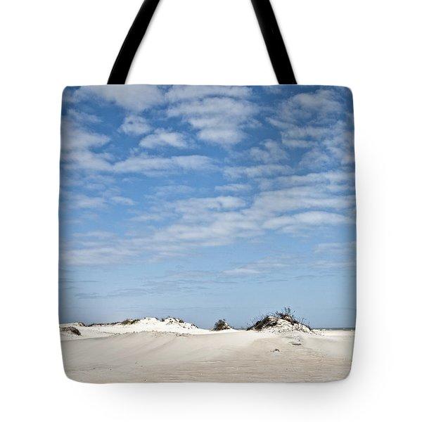 Assateague National Park Dunes Tote Bag