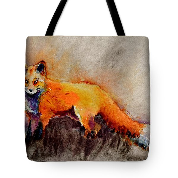 Assessing The Situation Tote Bag