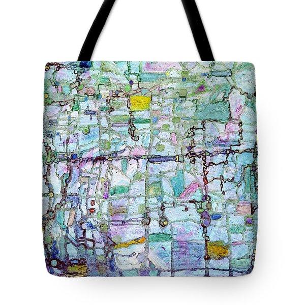 Associations Tote Bag by Regina Valluzzi
