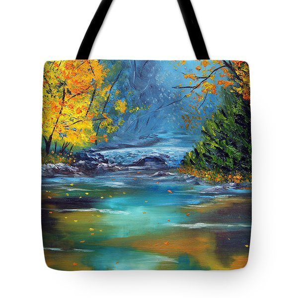Assurance Tote Bag by Meaghan Troup