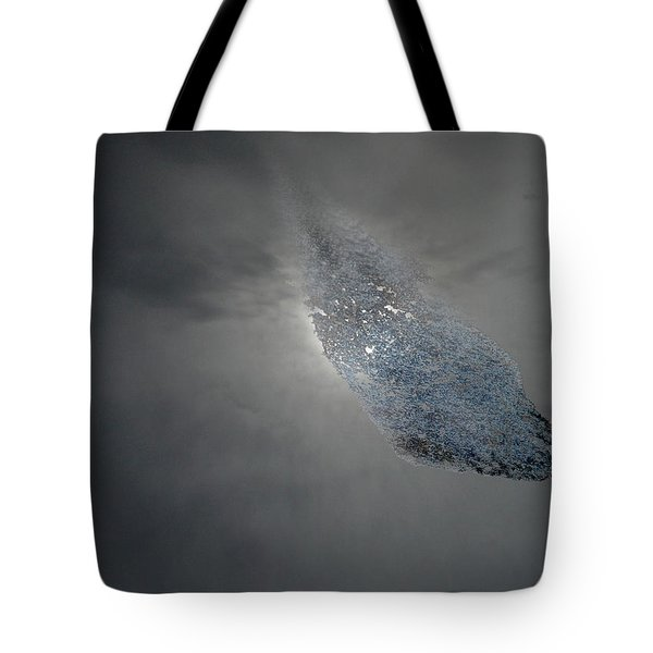 Asteroid Tote Bag by Skip Willits