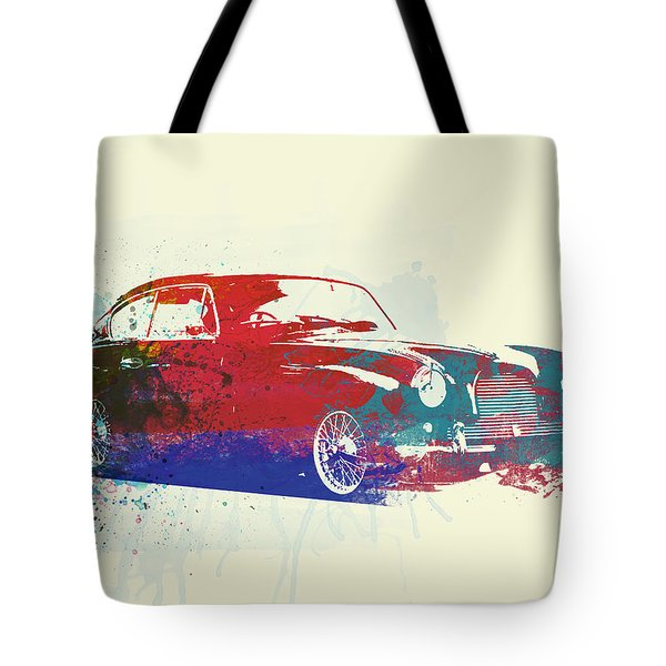 Aston Martin Db2 Tote Bag