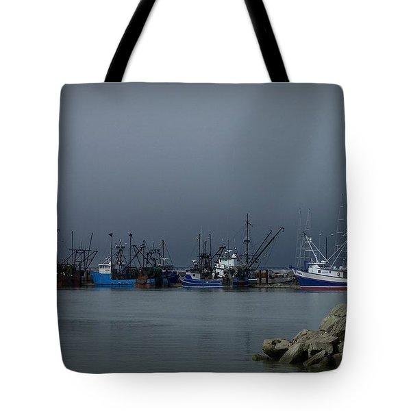 Astoria Safe Harbor Tote Bag