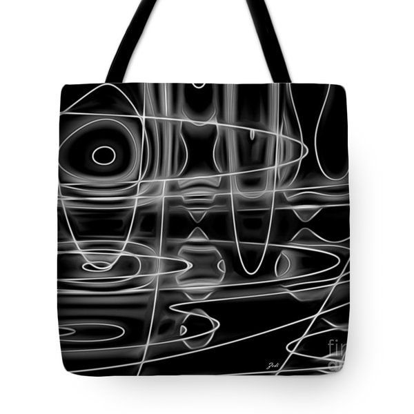 Astratto - Abstract 74 Tote Bag by Ze  Di