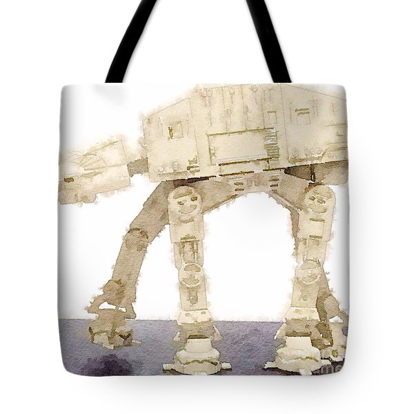 At-at All Terrain Armored Transport Tote Bag