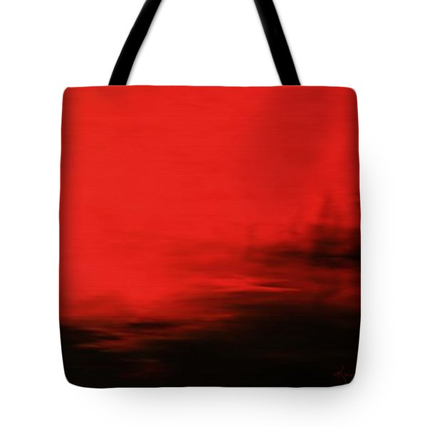At Dusk Tote Bag by Kume Bryant