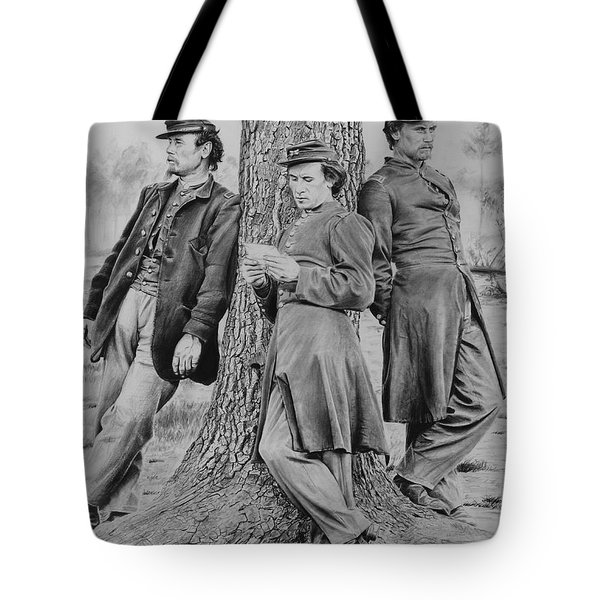 At Ease Tote Bag