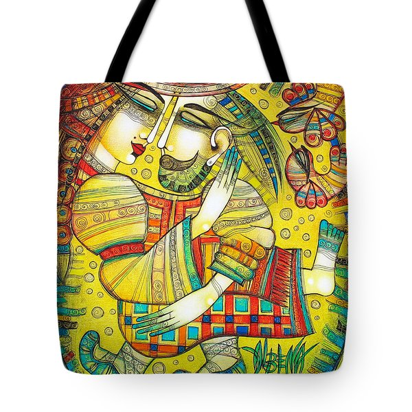 At Last I Found You Tote Bag