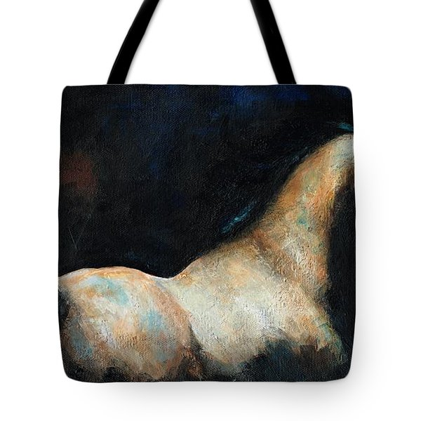 At Liberty Tote Bag by Frances Marino