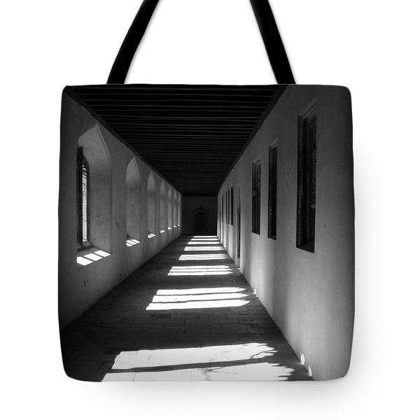Tote Bag featuring the photograph At Magdalen by Meaghan Troup