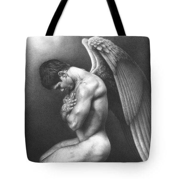 At Peace Tote Bag by Maciel Cantelmo