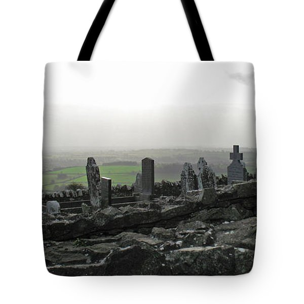 At Rest At Last Tote Bag by Kathleen Scanlan