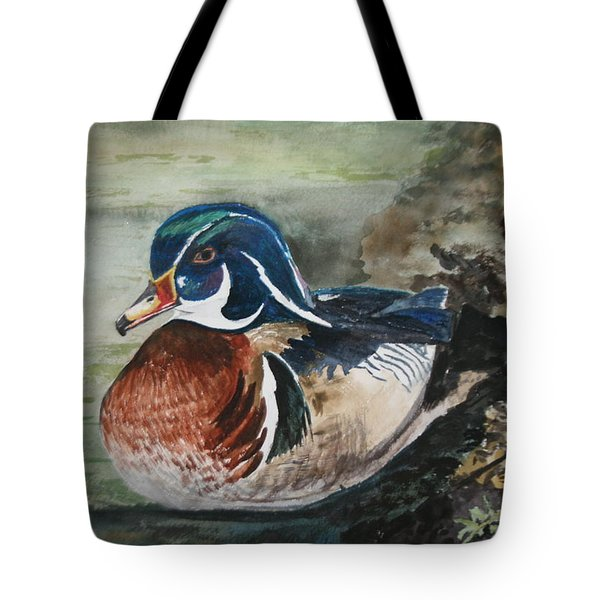 At Rest Tote Bag by Betty-Anne McDonald