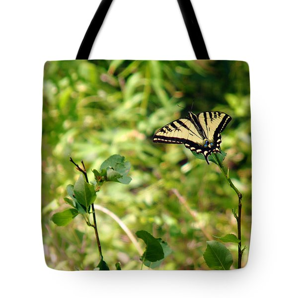 Tote Bag featuring the photograph At Rest by Meghan at FireBonnet Art
