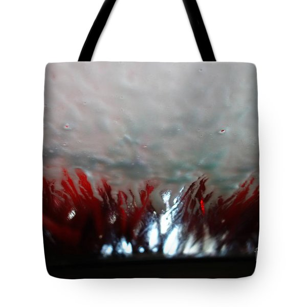 At The Car Wash 4 Tote Bag by Jacqueline Athmann
