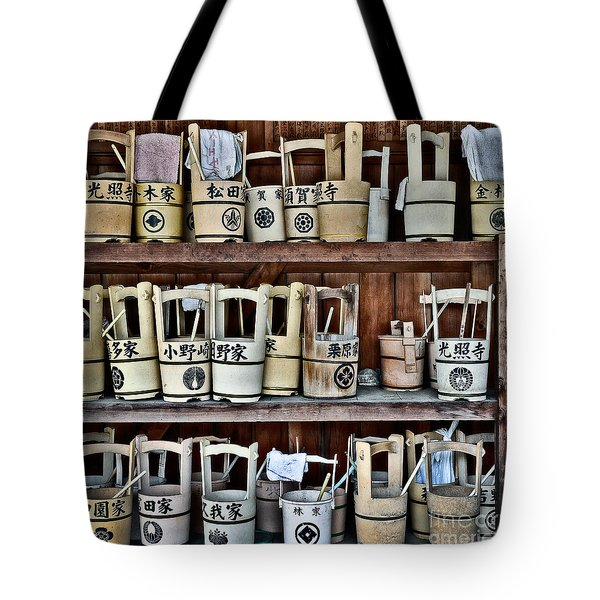 At The Cemetery Tote Bag