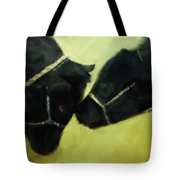 At The County Fair Tote Bag