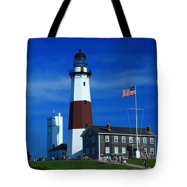 At The End Tote Bag by Catie Canetti