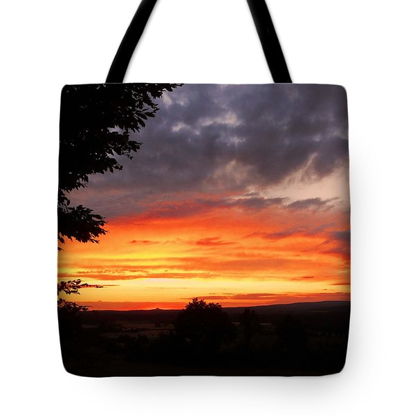 Tote Bag featuring the photograph At The End Of The Day ... by Juergen Weiss