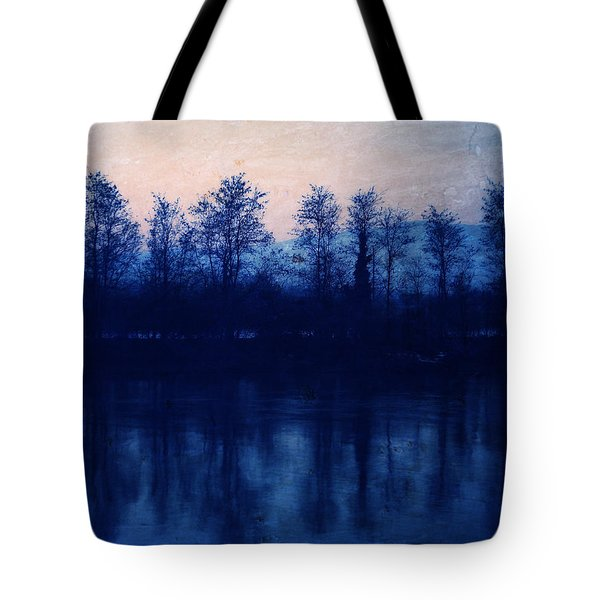 At The End Of The Day Tote Bag
