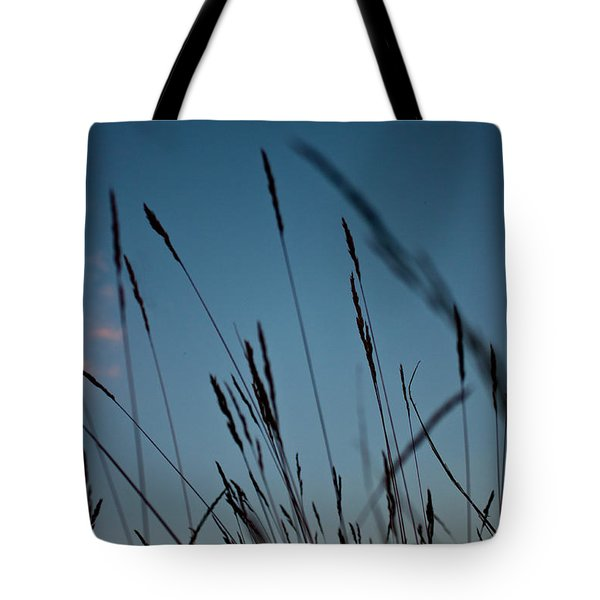 At The Fall Of Night Tote Bag by K Hines