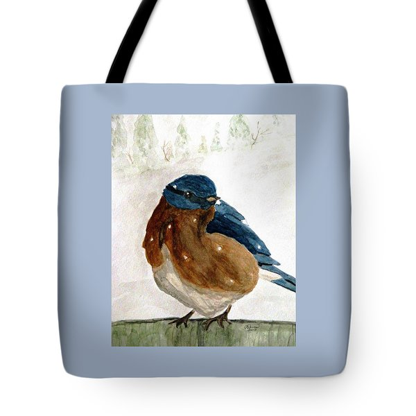 At The Garden Gate Tote Bag