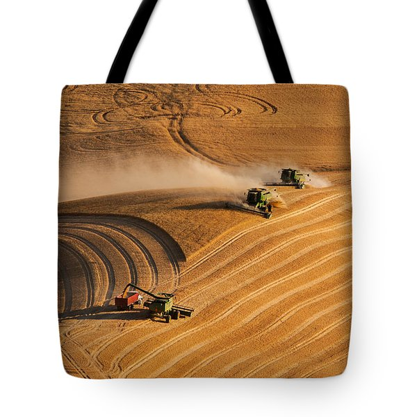At The Point 2 Tote Bag