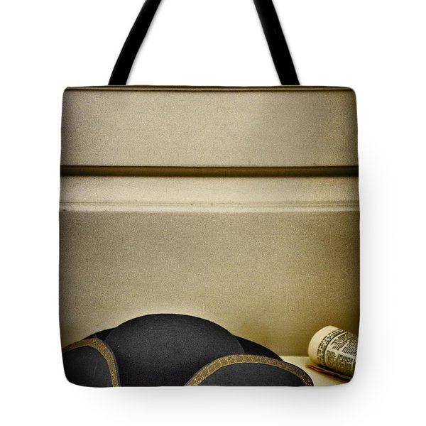 At The Ready Tote Bag by Margie Hurwich