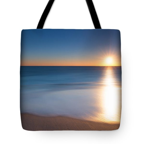 At The Waters Edge Version 2 Tote Bag
