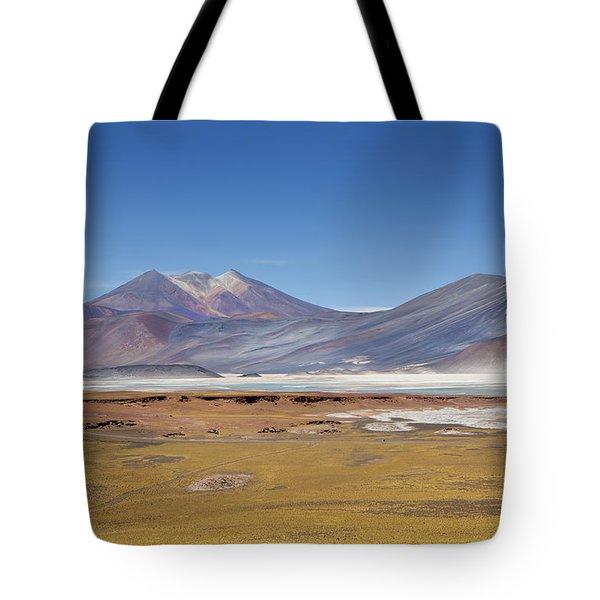 Atacama Hills Tote Bag