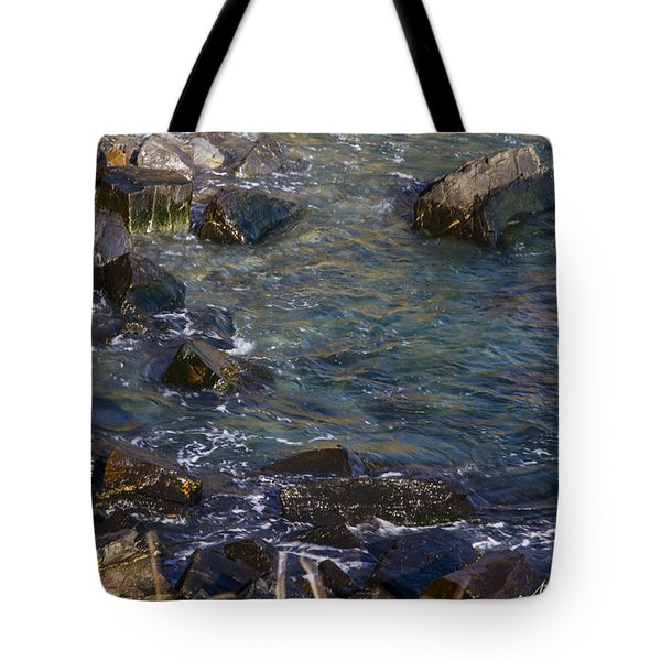 Atlantic Ocean Maine Tote Bag
