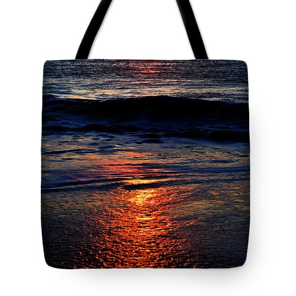 Atlantic Sunrise Tote Bag