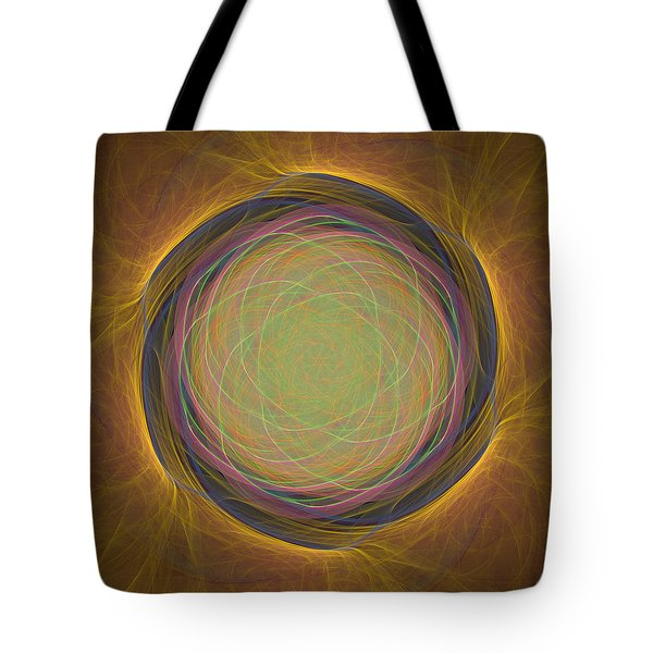 Atome-54 Tote Bag by RochVanh