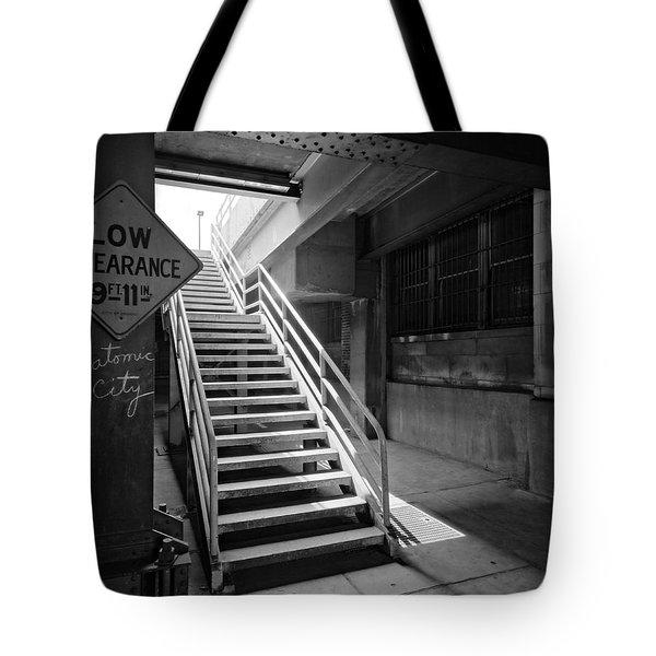 Atomic City Tote Bag
