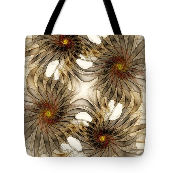 Attachment Tote Bag by Anastasiya Malakhova