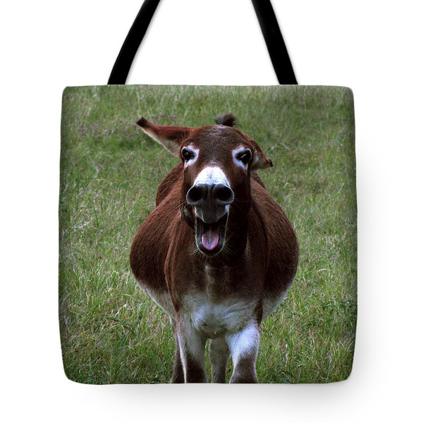 Tote Bag featuring the photograph Attack by Peter Piatt