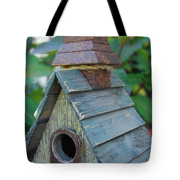 Attic Space Tote Bag by Jani Freimann