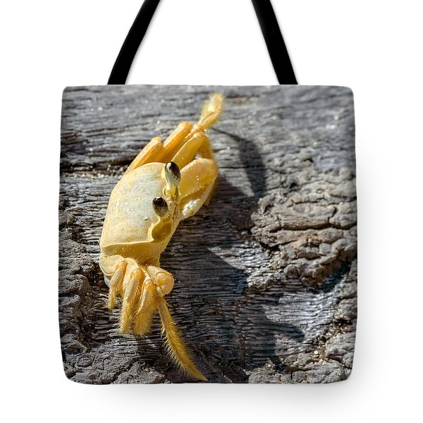 Tote Bag featuring the photograph Attitude by Garvin Hunter