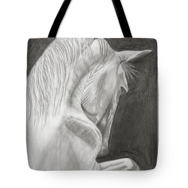 Attitude Tote Bag by Susan Schmitz