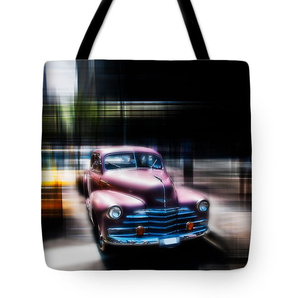attracting curves III2 Tote Bag