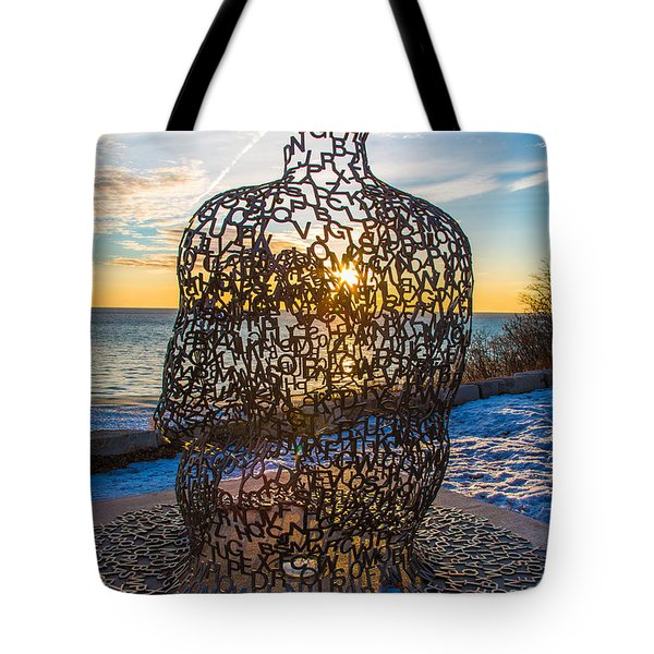 Atwater Spillover Sunrise Tote Bag