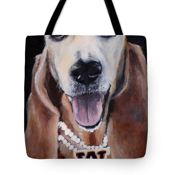 Aubie Tote Bag